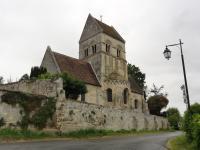 Idée de Sortie Vézaponin Eglise Saint-Médard de Pont-Saint-Mard