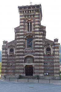 Idée de Sortie Saint Ferréol d'Auroure Eglise Notre Dame de Pont-Salomon