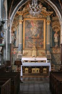 Idée de Sortie Plessis Barbuise Eglise Saint Martin de Pont-sur-Seine
