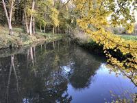 Idée de Sortie Eure et Loir Moulin de Boizard - Pêche à la mouche en rivière et en étang