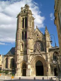 Idée de Sortie Val d'Oise Cathédrale Saint Maclou