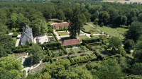 Domaine de Poulaines  les Jardins et l´Arboretum Indre