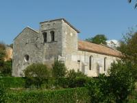 Idée de Sortie Bunzac Église Saint-Cybard de Pranzac