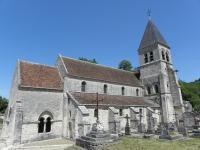 Idée de Sortie Vorges Eglise Saint-Georges et Saint-Quirin de Presles-et-Thierny