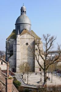 Idée de Sortie Seine et Marne Collégiale Saint-Quiriace