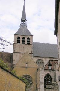 Idée de Sortie Seine et Marne Eglise Sainte-Croix