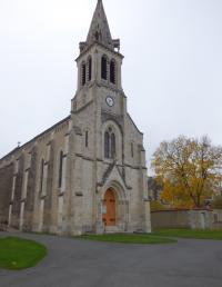 Idée de Sortie Chezal Benoît Eglise Saint-Martin