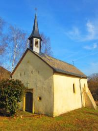 Idée de Sortie Puttelange lès Thionville CHAPELLE DE SAINT WILLIBRORD