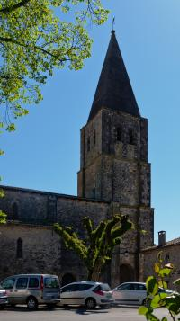 Idée de Sortie Tarn Eglise Saint-Corneille