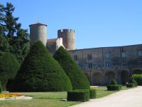 Idée de Sortie Billom Château de Ravel