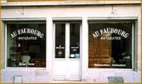 Magasin Reims Au Faubourg