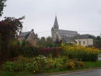 Idée de Sortie Saint Quentin le Petit RENNEVILLE, Village Fleuri 2 Fleurs