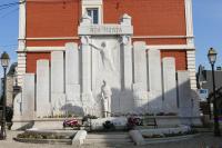 Idée de Sortie Rethel Monument aux morts