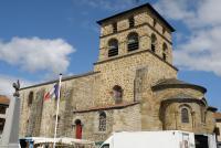 Idée de Sortie Chamalières sur Loire Collegiale Saint Jean-Baptiste