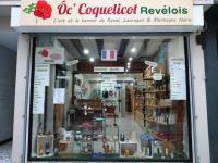 Magasin Haute Garonne OC COQUELICOT REVELOIS