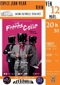 Evenement Fromelennes Les frères Colle