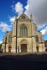 Idée de Sortie Parpeville Eglise Saint-Pierre-Saint-Paul de Ribemont