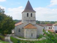 Idée de Sortie Saint Sulpice de Roumagnac Collégiale Notre-Dame de Ribérac