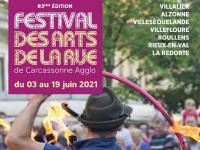 Evenement Cazilhac FESTIVAL DES ARTS DE LA RUE - ENLIVREZ-VOUS