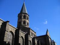 Idée de Sortie Riom Basilique Saint-Amable