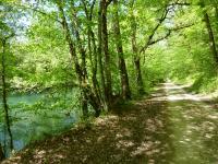 Idée de Sortie Rocamadour Chemin de Rocamadour et des Deux Vallées