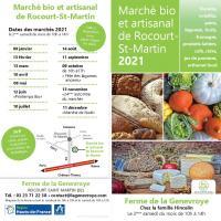 Evenement Picardie Marché Bio et Artisanal