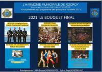Evenement Thilay Concerts de l'Harmonie Municipale de Rocroy