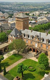 Idée de Sortie Olemps Ancien Palais Episcopal