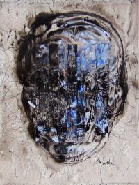 Evenement Sauveterre de Rouergue Exposition : Michel Batlle, Face à Faces