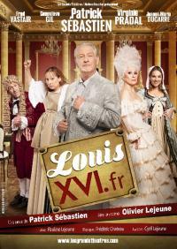 Evenement Bertholène Spectacle : Louis XVI.fr