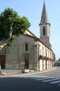 Idée de Sortie Rognonas L'église Saint-Pierre