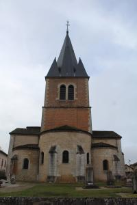 Idée de Sortie Chanoz Châtenay Eglise de Romans