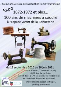 Evenement Crancey Exposition de l'association Romilly Patrimoine