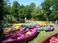 Idée de Sortie Pars lès Romilly canoë kayak - mjc de romilly-sur-seine