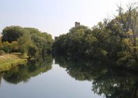 Decouverte-de-Roquemaure-en-canoe Roquemaure
