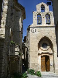 Idée de Sortie Venterol Eglise Saint Mayeul