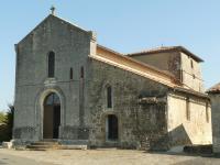 Idée de Sortie Mazerolles Église Notre-Dame de Rouzède