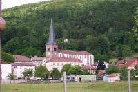 Idée de Sortie Rupt sur Moselle ÉGLISE DE RUPT-SUR-MOSELLE