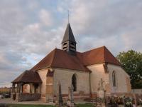 Idée de Sortie Rouilly Saint Loup Eglise de l'Assomption de la Vierge