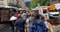 Evenement Saint Beaulize Foire de Mai