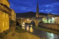 Idée de Sortie Vabres l'Abbaye Office de Tourisme du Pays de Roquefort et du Saint-Affricain (accueil St-Affrique)