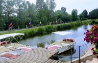Idée de Sortie Vernais Canal de Berry à Vélo de Montluçon à St-Amand-Montrond