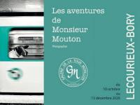 Evenement Saint Christophe le Chaudry Expo Les aventures de Monsieur Mouton