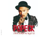 Evenement Villecelin One man Popeck - J'irai jusqu'au bout !!!