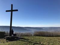 Idée de Sortie Saint Étienne lès Remiremont PANORAMA DEPUIS LE SAINT MONT