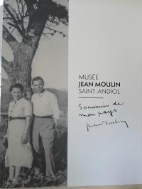 Idée de Sortie Saint Andiol Musée Jean Moulin de Saint Andiol
