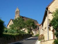 Idée de Sortie Saint André d'Allas Village de Saint André d'Allas