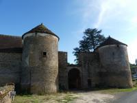 Idée de Sortie Saint Bonnet de Joux Château de Gros-Chigy