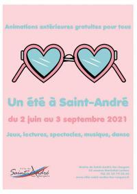 Evenement Clérey Un été à Saint-André
