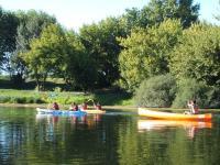 Idée de Sortie Vélines Canoë Kayak Saint-Antoine de Breuilh (école française)